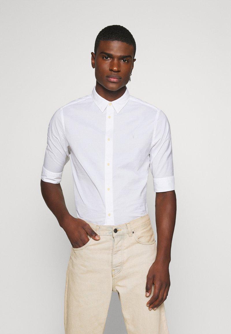 AllSaints - FULLER - Shirt - white