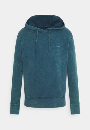 BAKER REGULAR HOODY UNISEX - Sweatshirt - blue wing teal