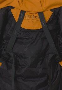 Gosoaky - TIGER EYE - Zimní kabát - inca gold - 2