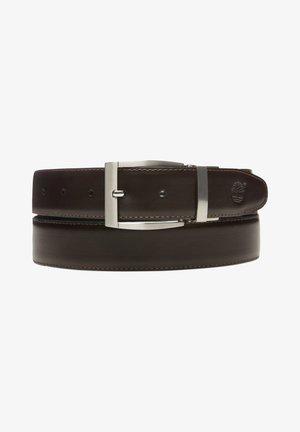 REVERSIBLE - Belt - cocoa