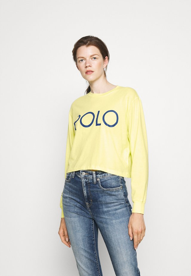 LONG SLEEVE - Long sleeved top - bristol yellow