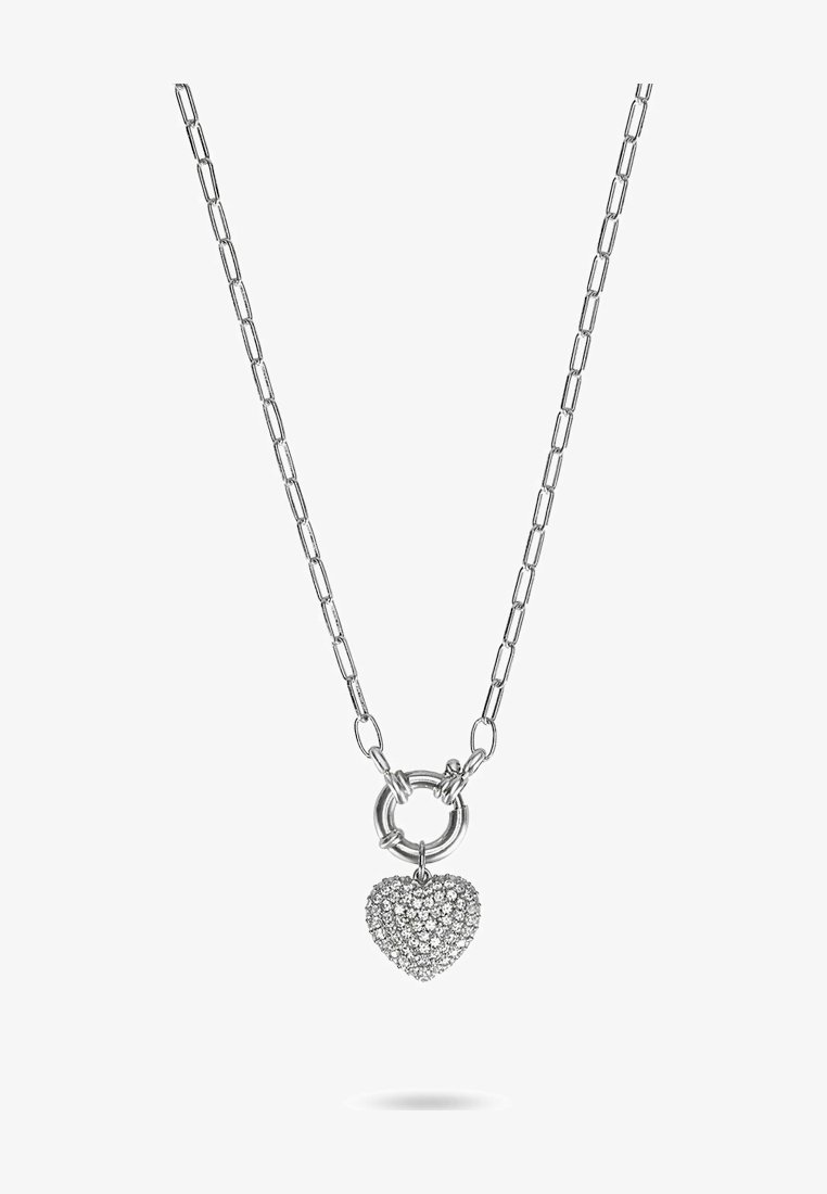 JETTE - Necklace - silber