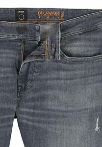 BOSS - DELAWARE  - Slim fit -farkut - grey - 5