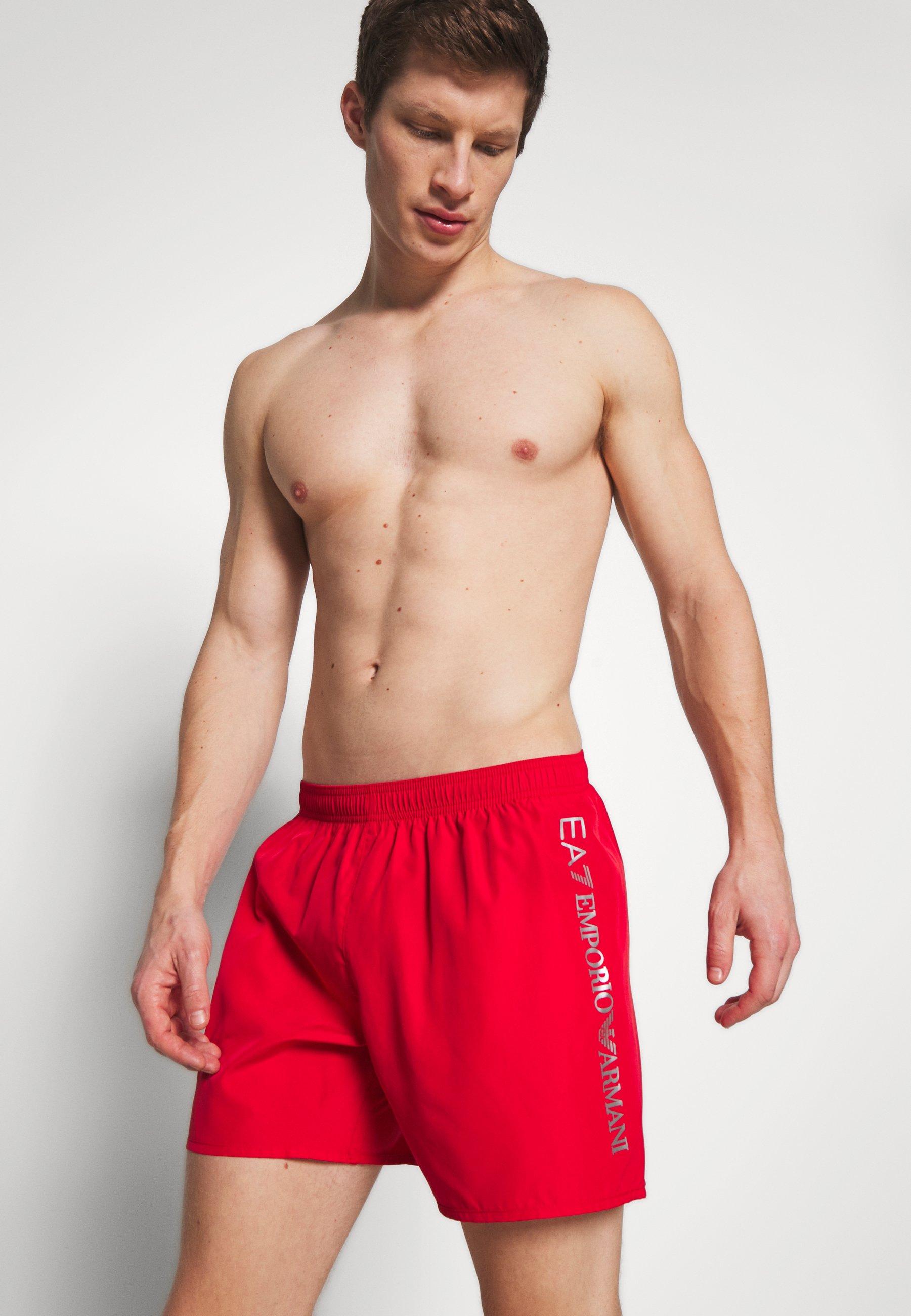 Men SEA WORLD LOGO - Swimming shorts