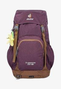 Deuter - ZUGSPITZE 22 SL - Backpack - aubergine/lion - 0