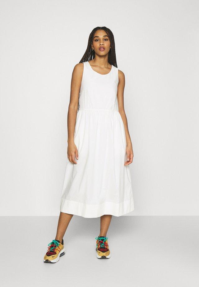 TENNA DRESS - Korte jurk - off-white