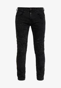 Replay - ZALDOK - Slim fit jeans - black - 4