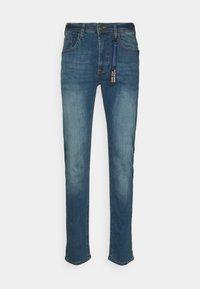 Blend - JET FIT MULTIFLEX - Slim fit jeans - denim vintage blue - 0