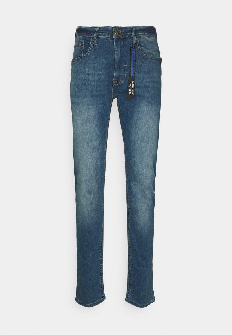 Blend - JET FIT MULTIFLEX - Slim fit jeans - denim vintage blue