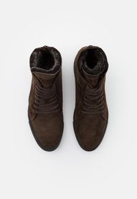 MAHONY - BERN - Lace-up ankle boots - espresso - 5