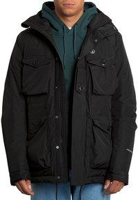 Volcom - HAWSTONE - Veste d'hiver - black - 2