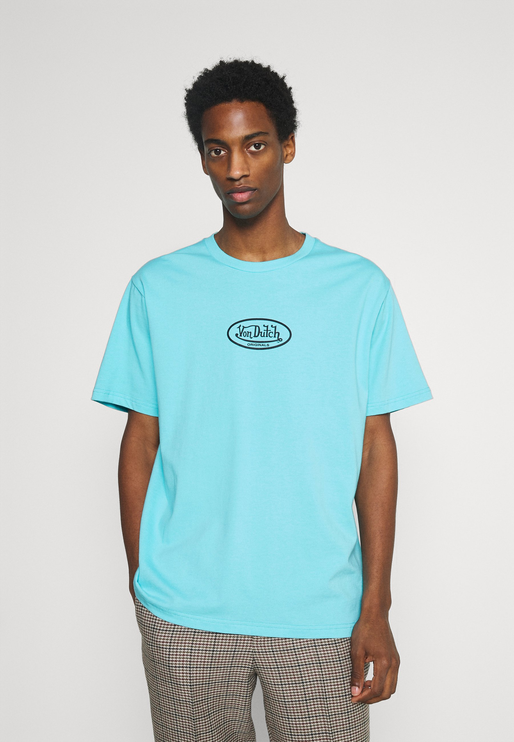 Men LAKE - Print T-shirt