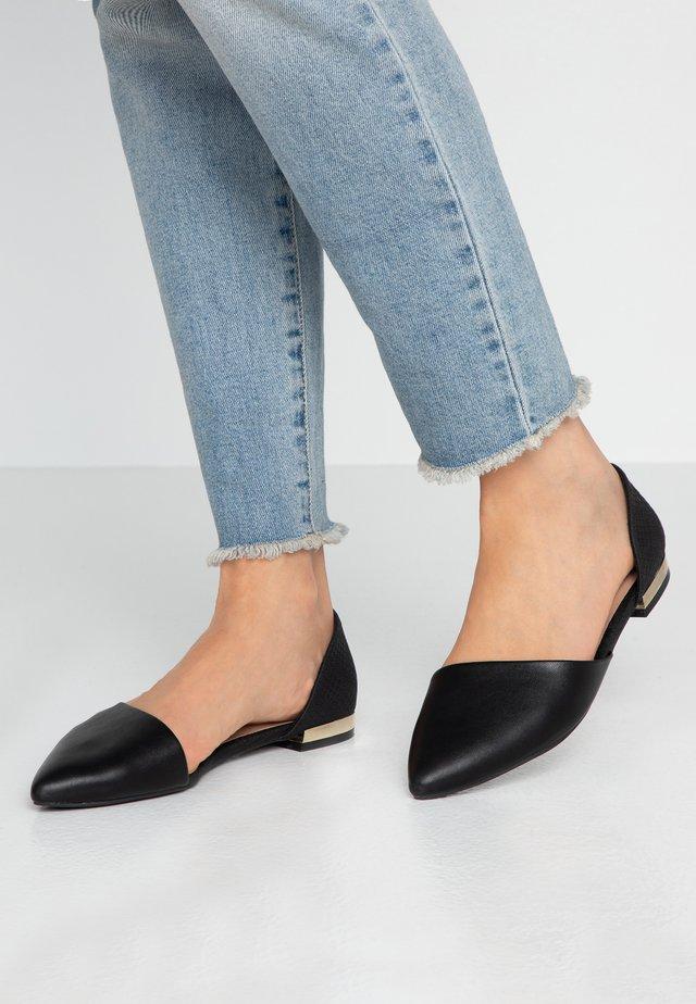ANDRE - Ballet pumps - black