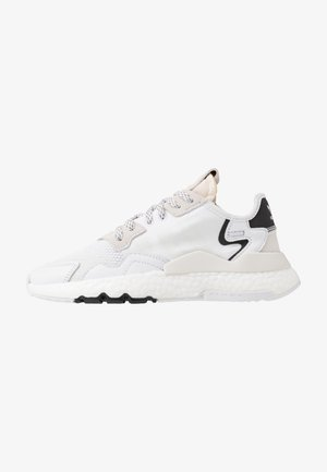 NITE JOGGER - Matalavartiset tennarit - footwear white/crystal white