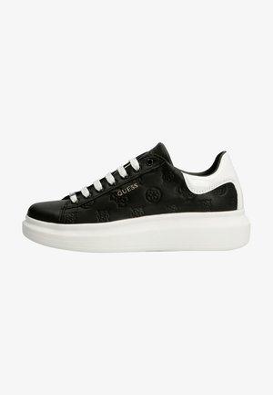 SALERNO - Sneakers laag - schwarz