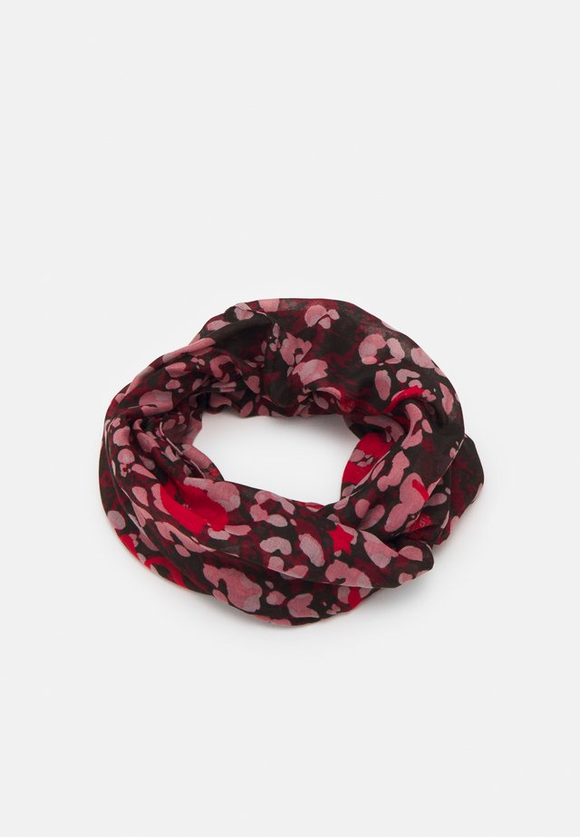 Snood - bordeaux