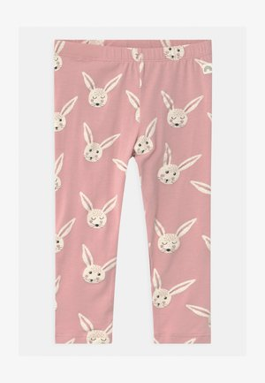 RABBITS - Leggings - Trousers - dusty pink