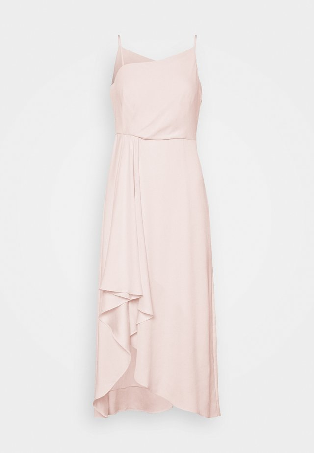 DANIELLE CASCADE GOWN - Occasion wear - pearl