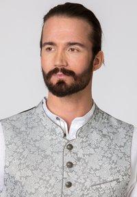 Stockerpoint - DAVIS - Waistcoat - light grey - 3