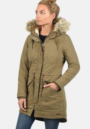 PARKA LIV - Winter coat - khaki