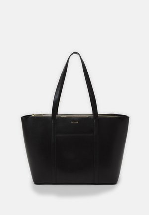 KIMIAA BAR DETAIL TOTE - Shopping bag - black
