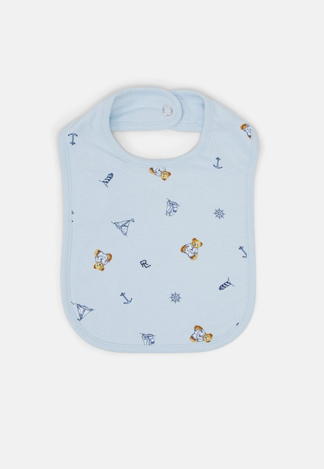 BEAR APPAREL ACCESSORIES BIB - Lätzchen - blue