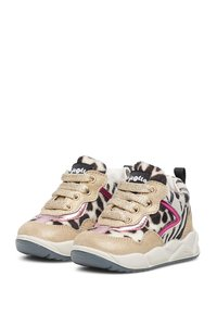 Naturino - IM ZEBRA-DESIGN-PLA - High-top trainers - gold - 2