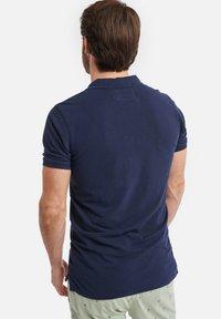 Shiwi - BART - Polo shirt - dark navy - 2
