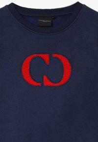 Criminal Damage - IRVINE - Sweatshirt - navy/white - 3