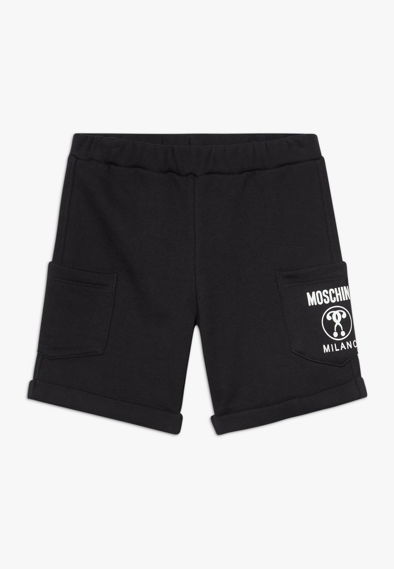MOSCHINO - Teplákové kalhoty - black