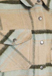 Cotton On - ELYSE SHACKET - Summer jacket - mint check - 2