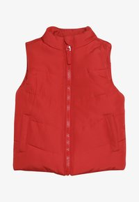 mothercare - BABY GILET - Waistcoat - red - 2