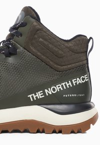 The North Face - W ACTIVIST MID FUTURELIGHT - Hiking shoes - nw taupe grn/aviator navy - 5