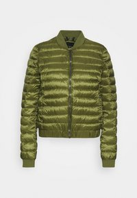comma - Bomber Jacket - deep green - 0