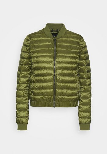 Bomber Jacket - deep green