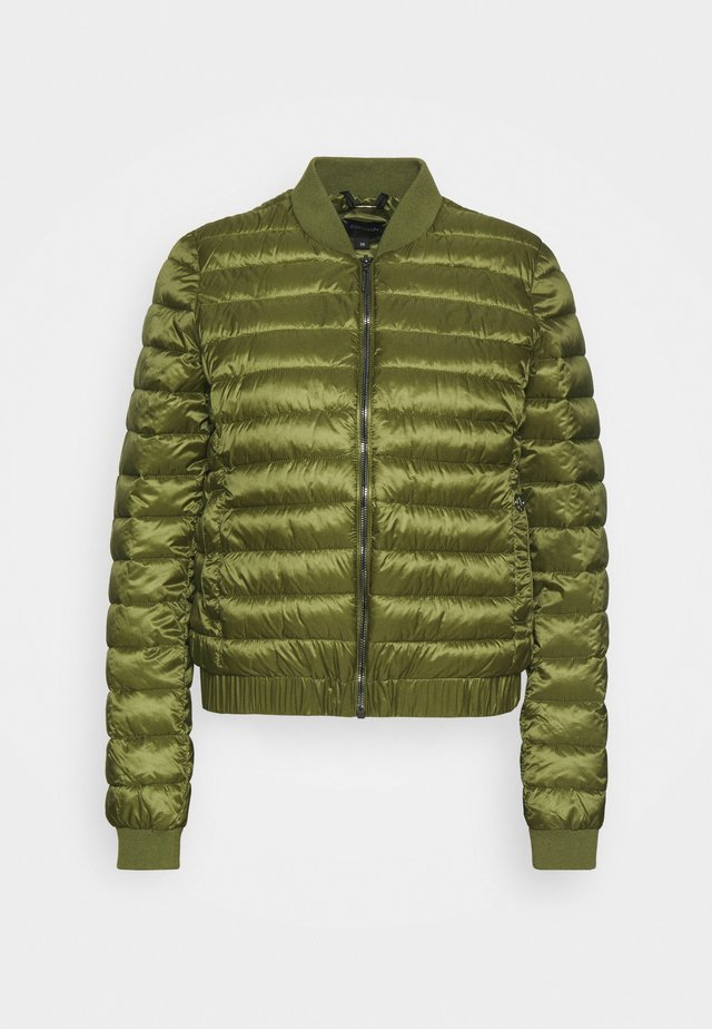 Bomber Jacket - deep green