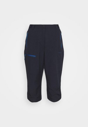 BEATTIE - 3/4 sports trousers - dark blue