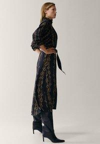 Massimo Dutti - Shirt dress - multi-coloured - 6