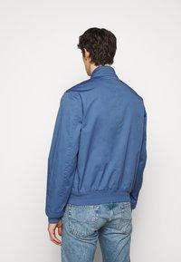 Polo Ralph Lauren - COTTON TWILL JACKET - Summer jacket - french blue - 2