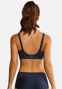 Anita - Sports bra - blue iris - 1