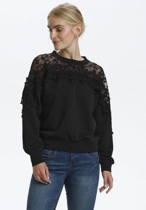 CRKALANIE - Sweater - pitch black