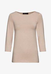 HALLHUBER - Long sleeved top - beige - 4