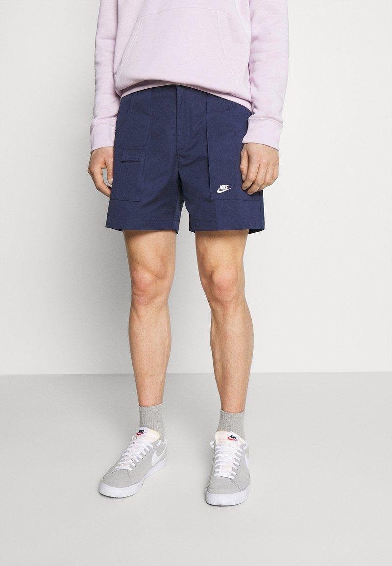 Nike Sportswear - REISSUE - Shorts - midnight navy