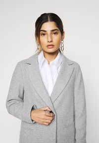 New Look Petite - LI COAT - Classic coat - light grey - 3