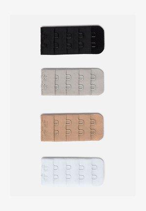 4 PACK - Overige accessoires - black