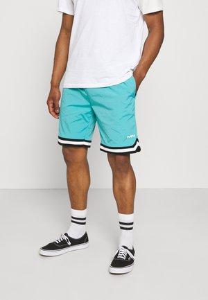 TAPED BASKETBALL - Shorts - light blue