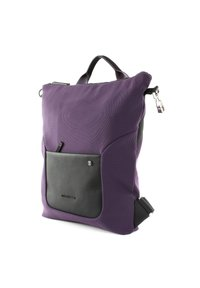 Mandarina Duck - CAMDEN  - Rucksack - plum perfect - 4