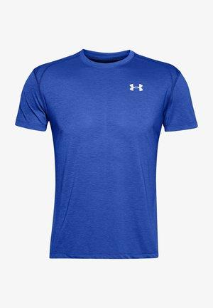 STREAKER SHORTSLEEVE - Sports shirt - emotion blue