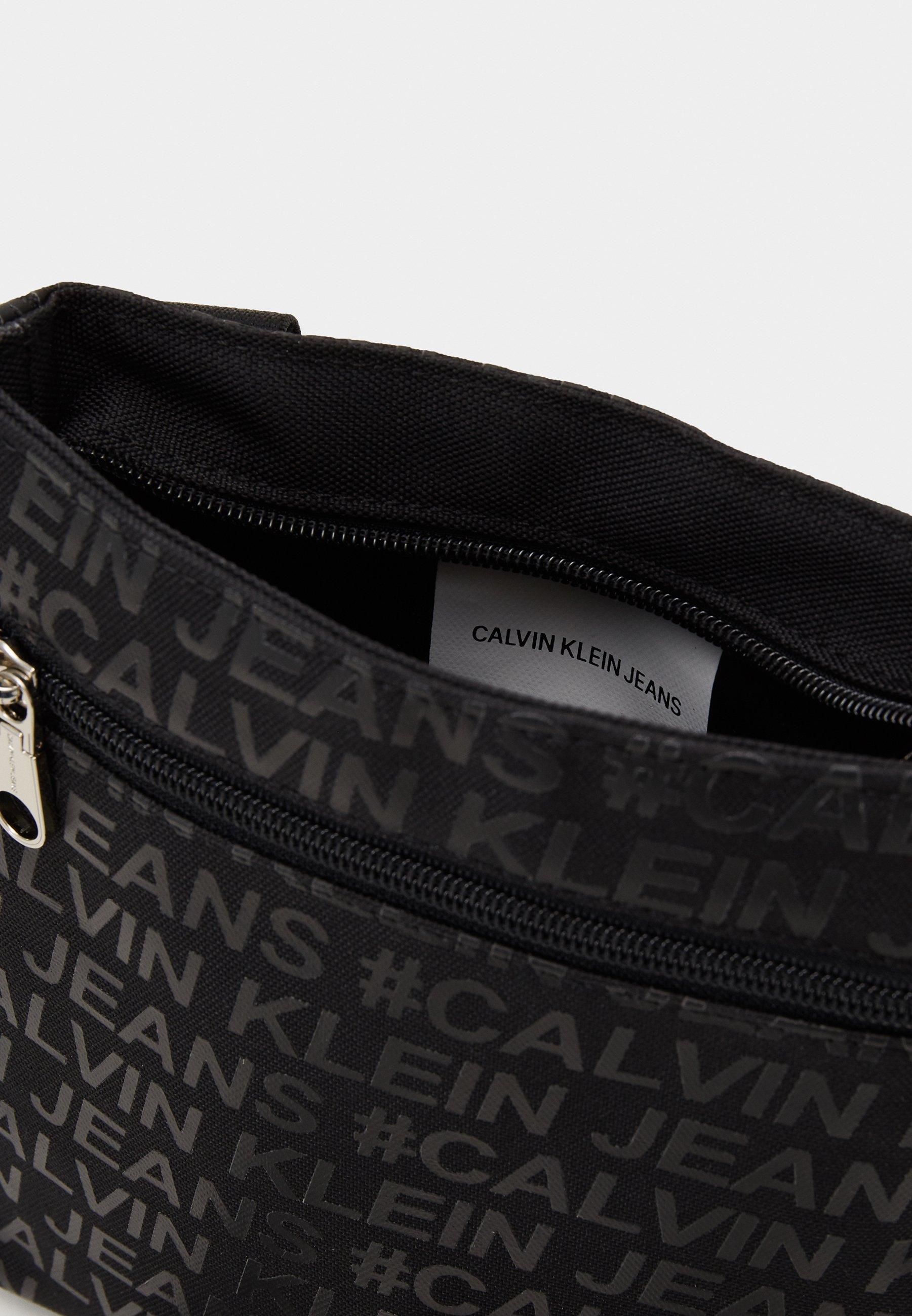 Calvin Klein Jeans SPORT ESSENTIALS - Sac bandoulière - black