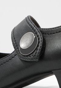 Jana - Classic heels - black - 2